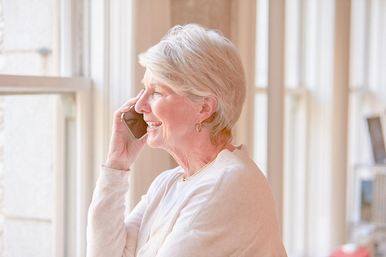 telephone calling